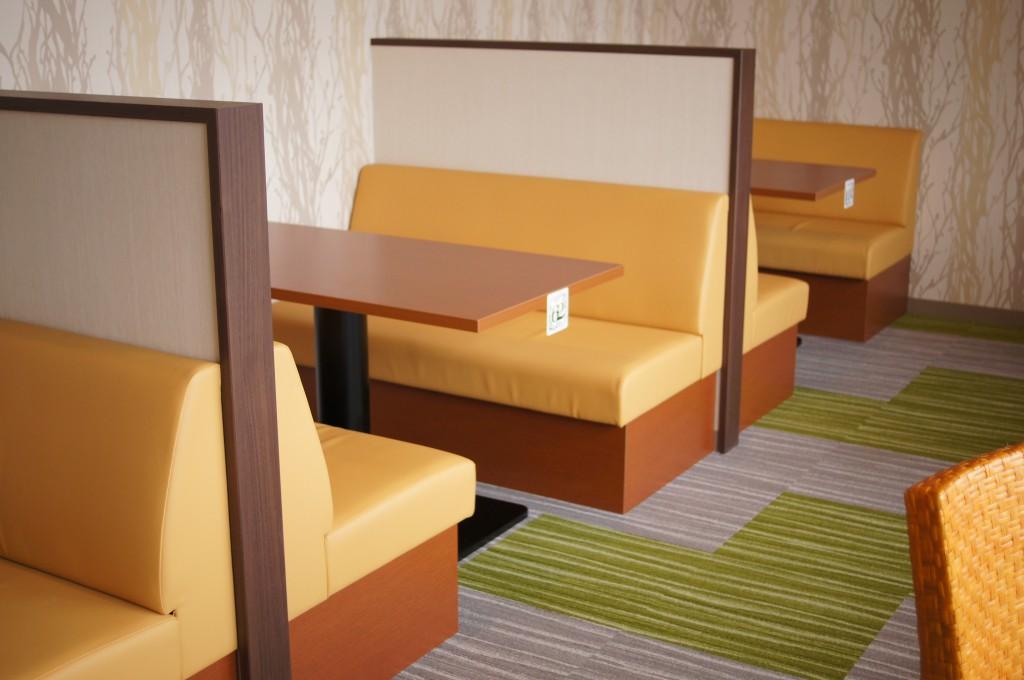 なごむカフェ - 喫茶スペース